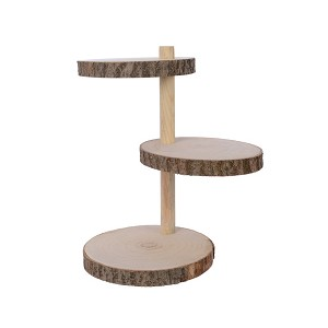Etagere hout